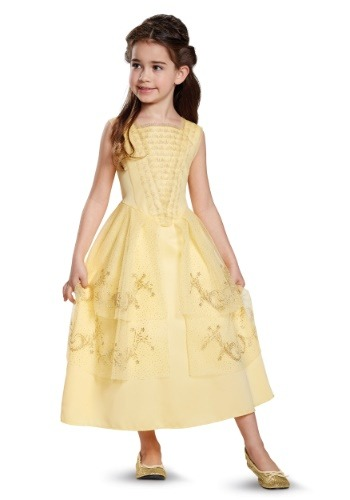Belle Ball Gown Classic Child Costume