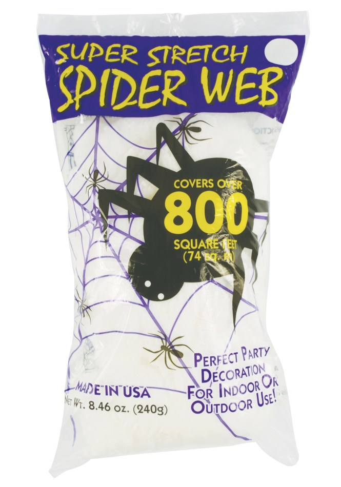 View In Gallery Scary Spider Decor For