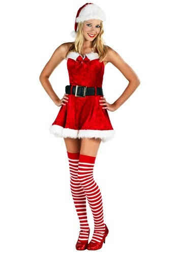 sexy Mrs Santa costumes for women - Sexy Christmas Costume