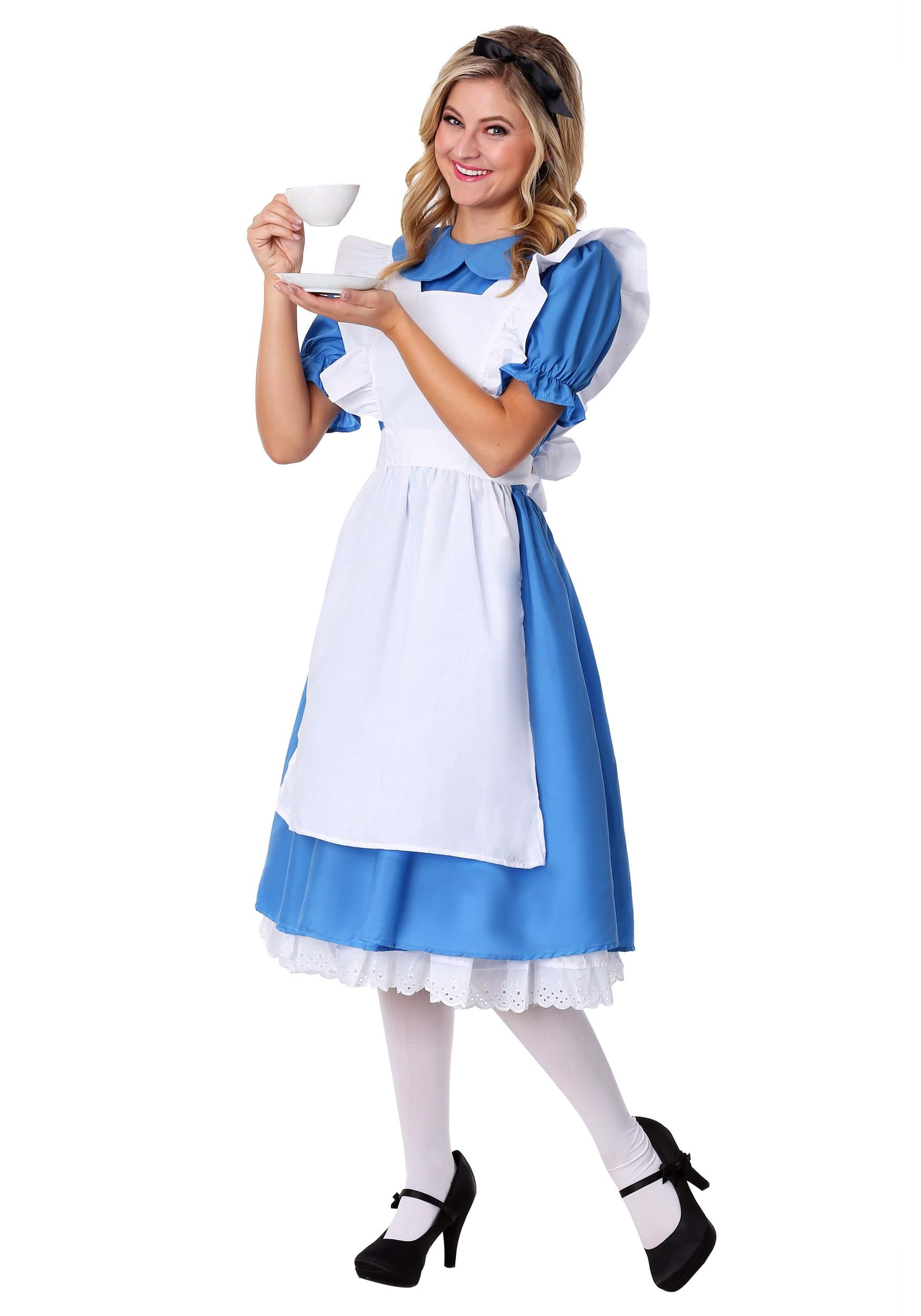 Alice Wonderland Alice Outfits