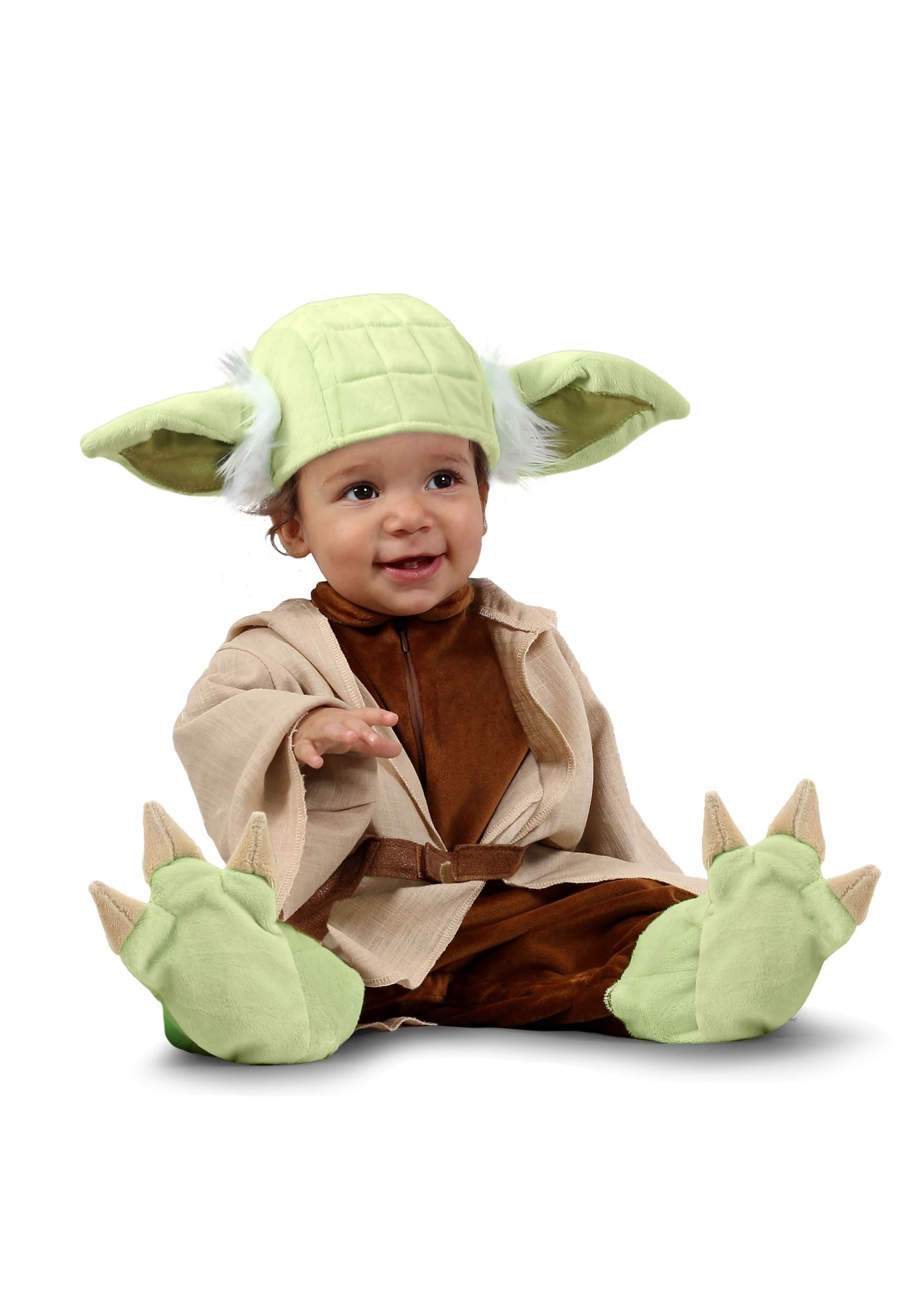 Baby Star Wars Yoda Costume