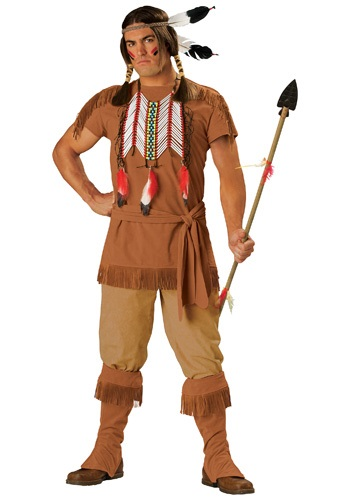 Indian Brave Costume - $99.99