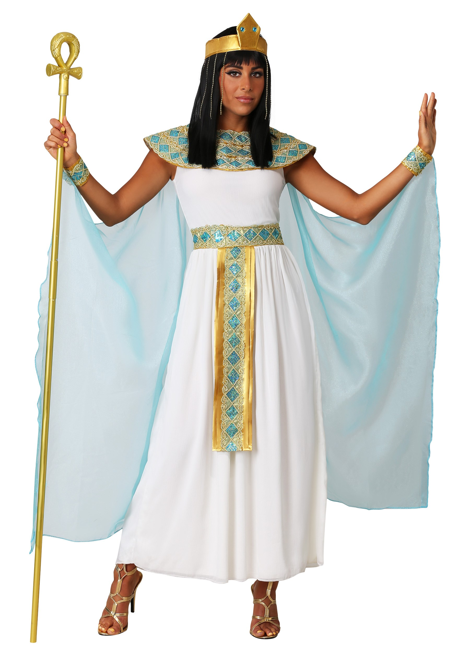 sc 1 st  Picture Lights & Cleopatra Homemade Costumes For Couples