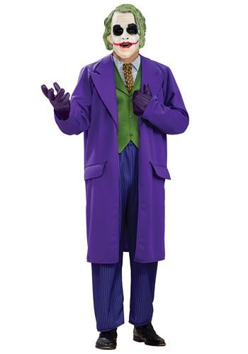 Plus Size Deluxe Joker Costume - $59.99