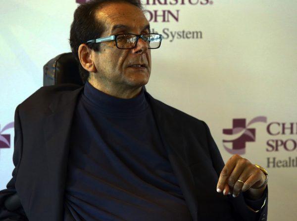 Charles Krauthammer Reveals Terminal Illness | Hamodia.com