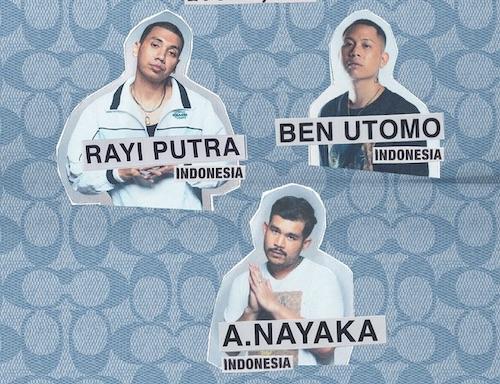 Def Jam SEA Bersama Rayi Putra dan Ariel Nayaka Akan Tampil di Konser Virtual untuk Brand Coach