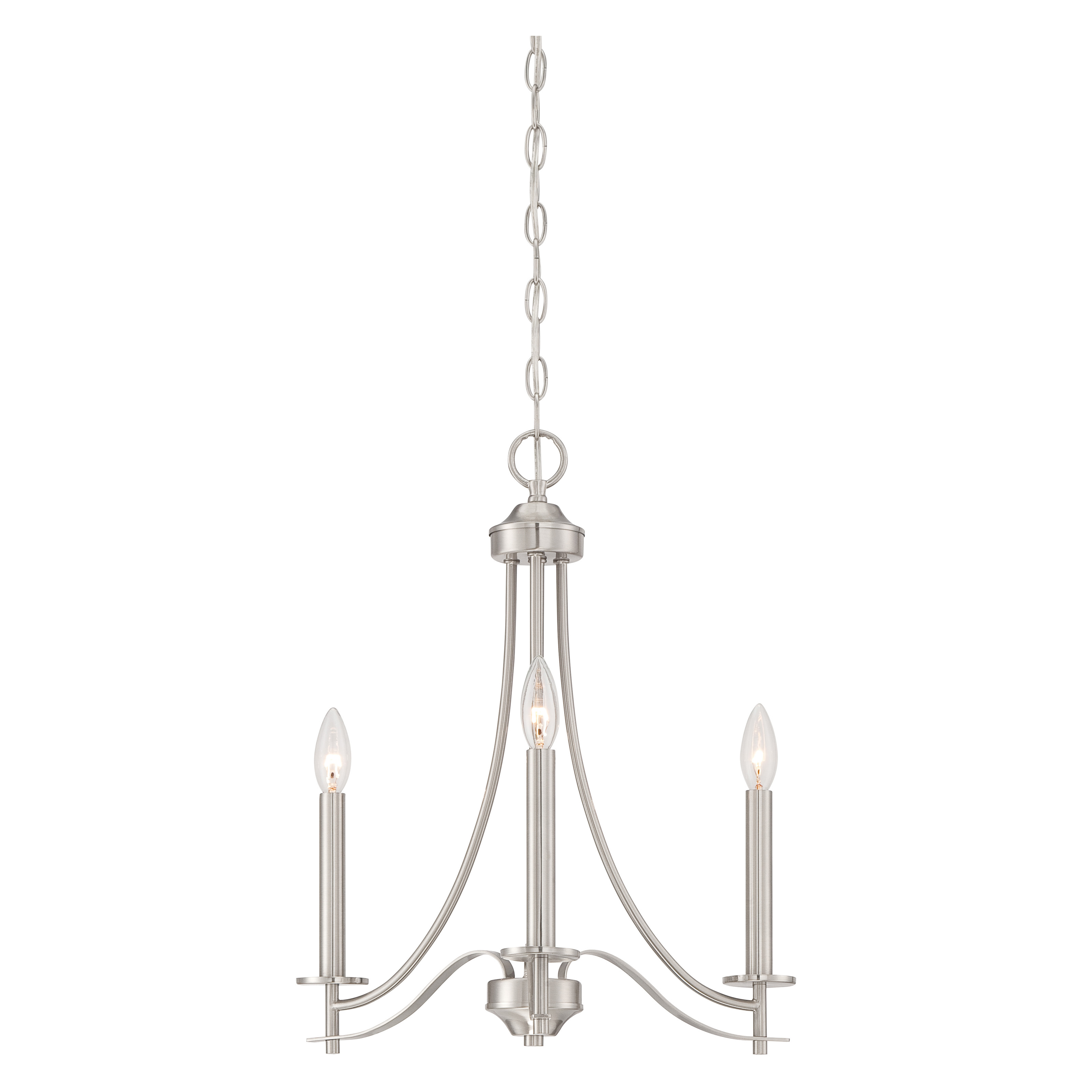Designers Fountain Cassina 3 Light Chandelier