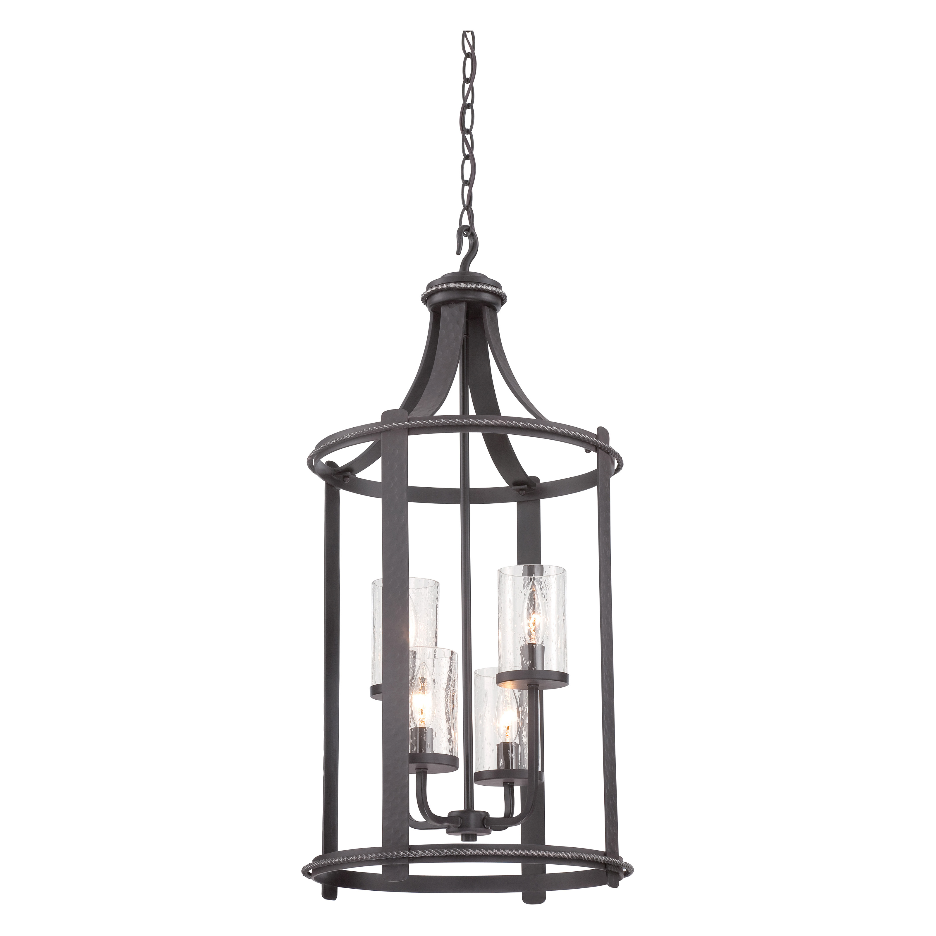 Designers Fountain Palencia Apw Foyer Chandelier