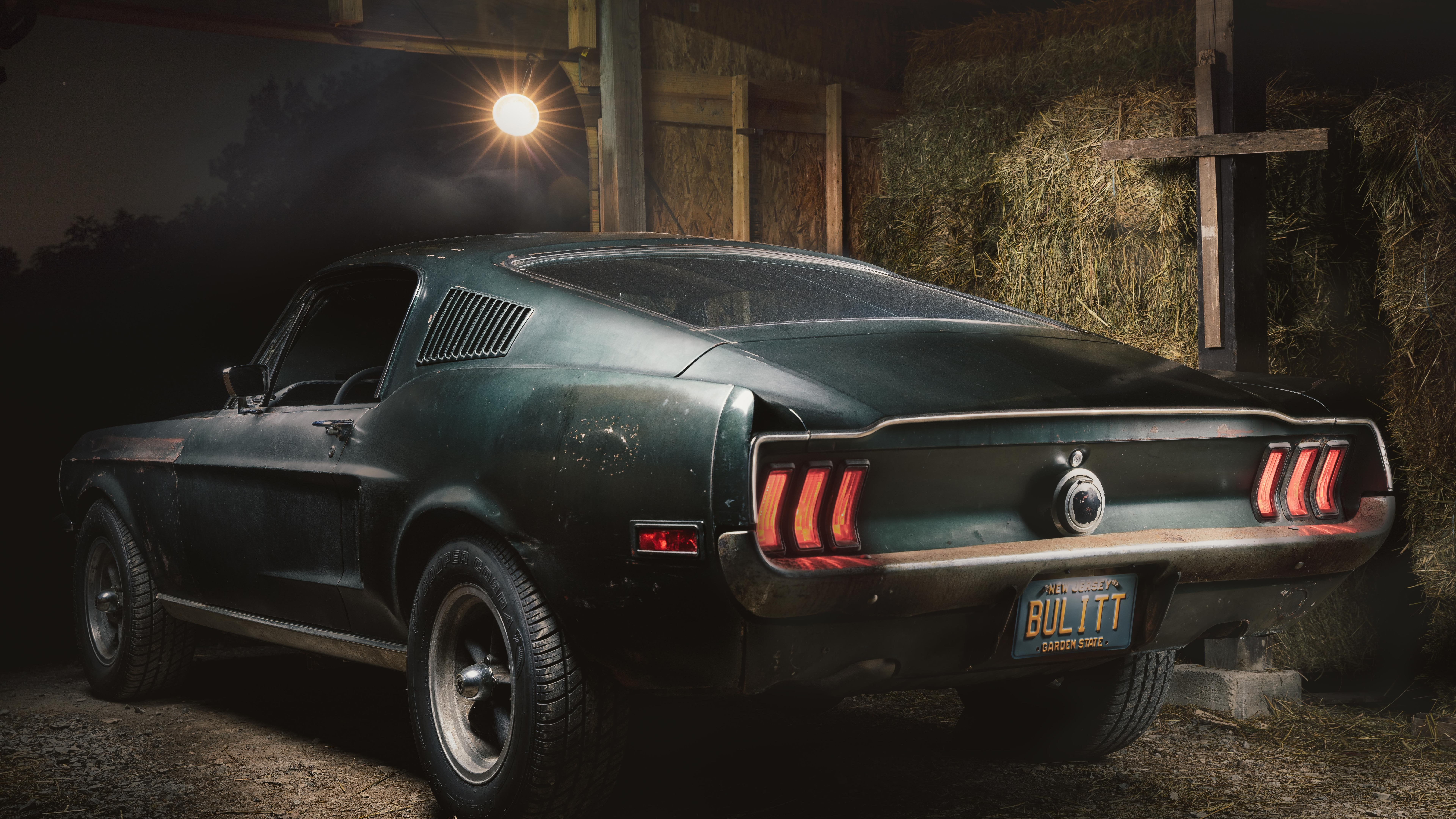 Favorite this post aug 14 1970 fastback mustang factory ac $13,000 (abilene dallas ) pic hide this posting restore restore this posting. 7680x4320 1968 Mustang Gt Fastback 8k Rear 8k Hd 4k Wallpapers Images Backgrounds Photos And Pictures