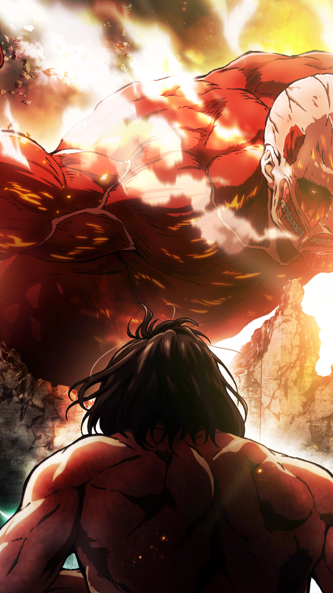 Attack on titan may be popular but how much do you actually know about the series? 1080x1920 Attack On Titan Season 4 Iphone 7,6s,6 Plus ...