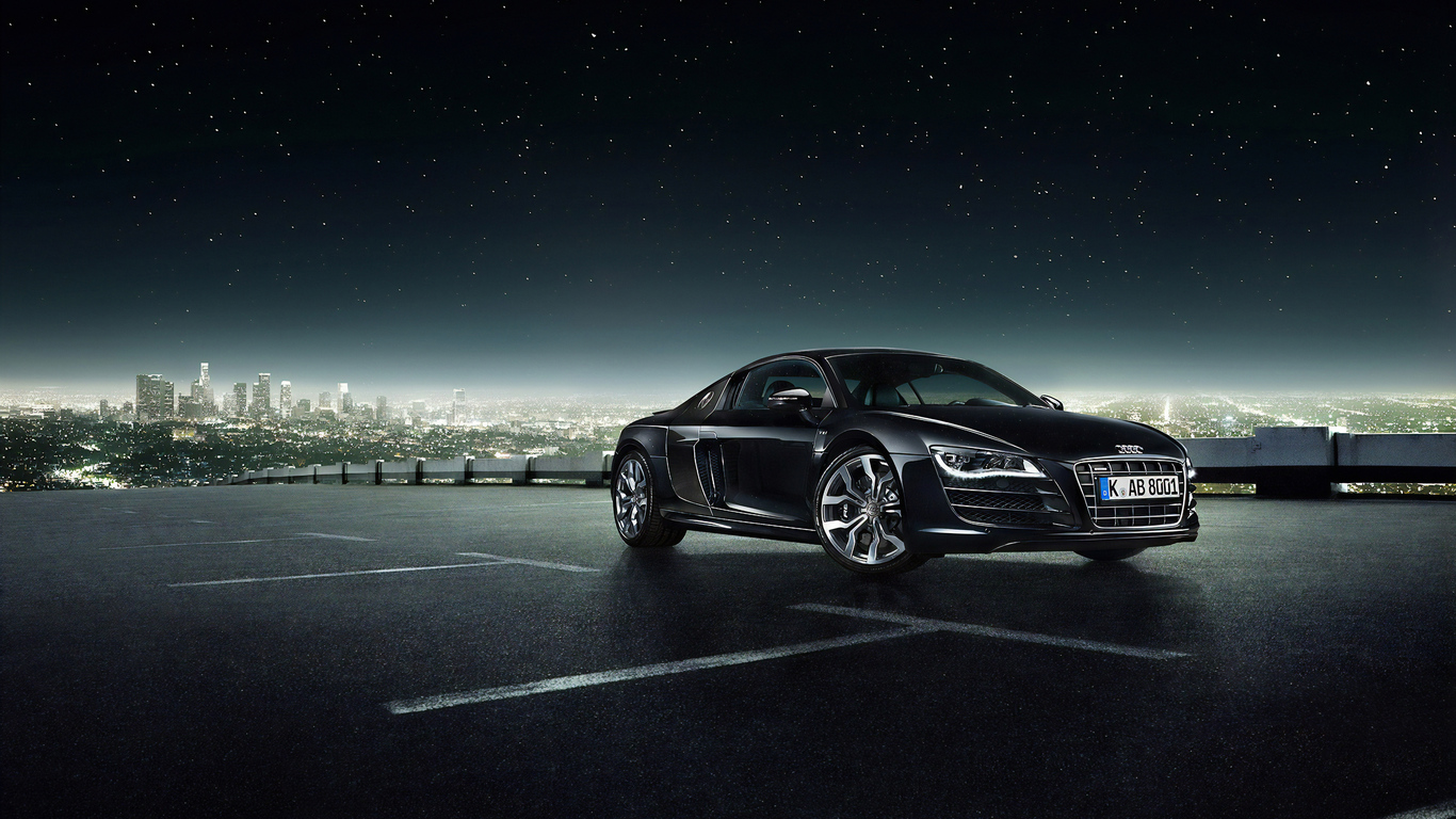 Read more about it and see. 1366x768 Audi R8 In La 1366x768 Resolution Hd 4k Wallpapers Images Backgrounds Photos And Pictures