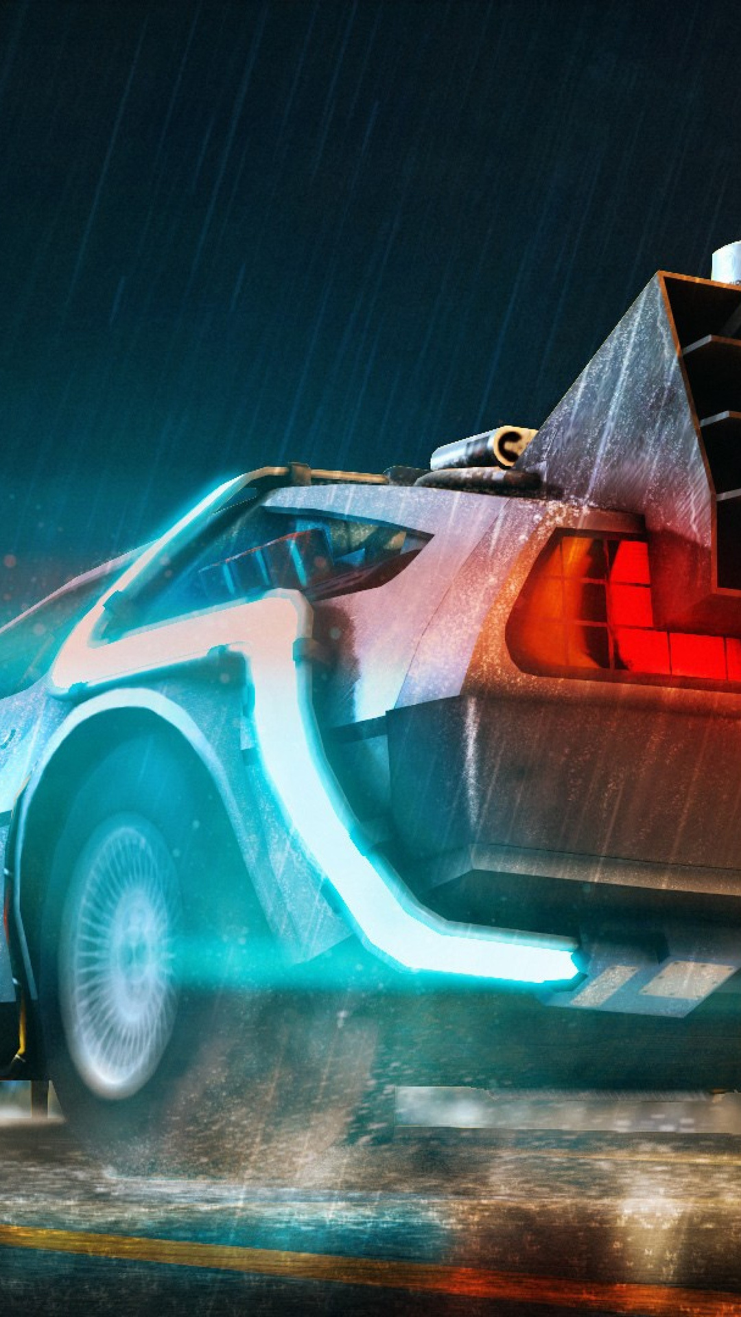 Ferrari 365 gts daytona 4k. Back To The Future Car Wallpaper Design Corral