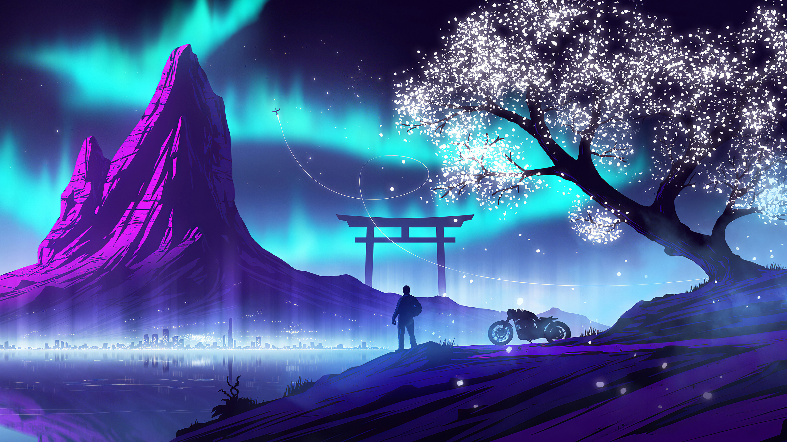 You can also upload and share your favorite japanese 4k aesthetic wallpapers. 2560x1440 Biker Synthwave 1440P Resolution HD 4k ...