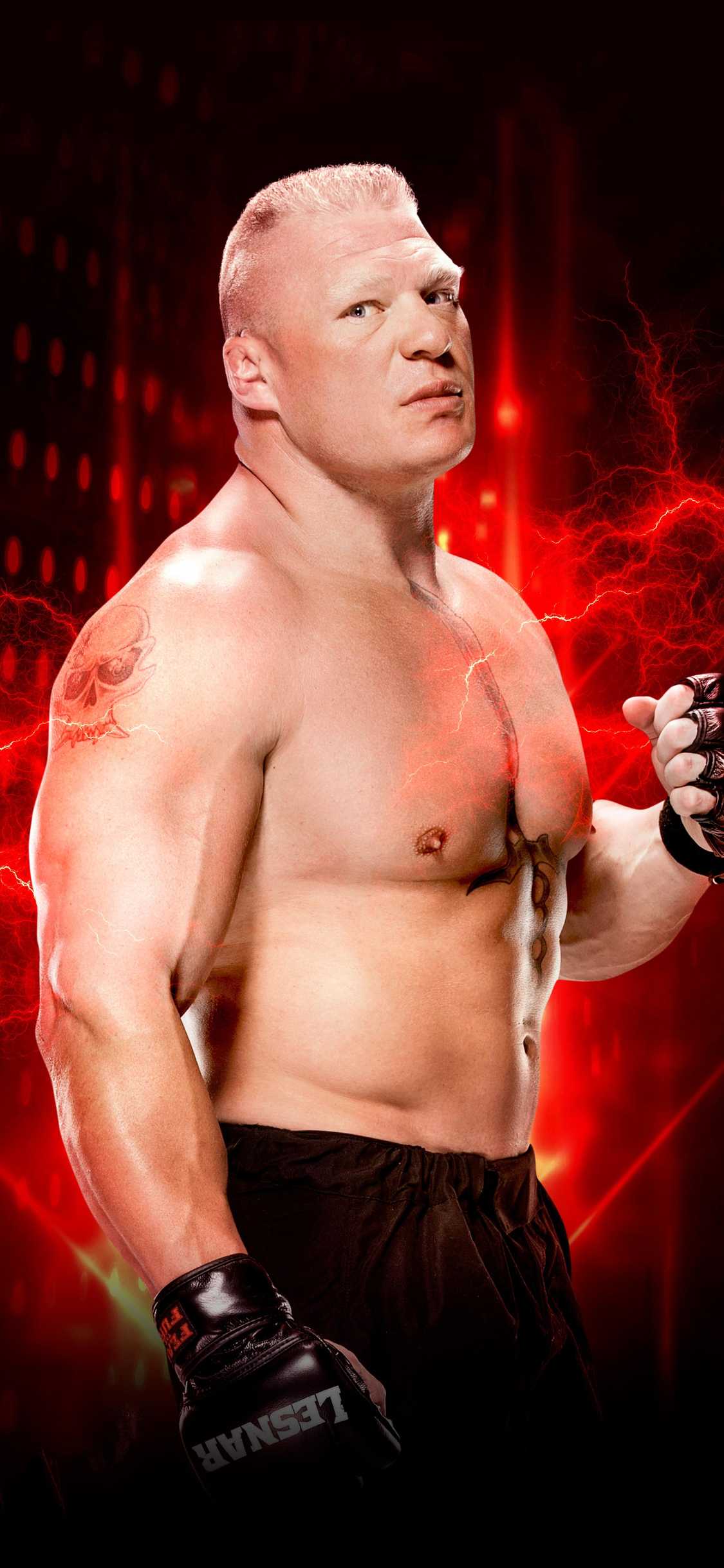 1125x2436 Brock Lesnar Wwe 2k19 Iphone Xs Iphone 10 Iphone X Hd 4k Wallpapers Images Backgrounds Photos And Pictures