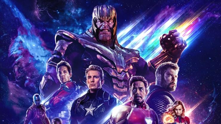 Vingadores Ultimato/Marvel