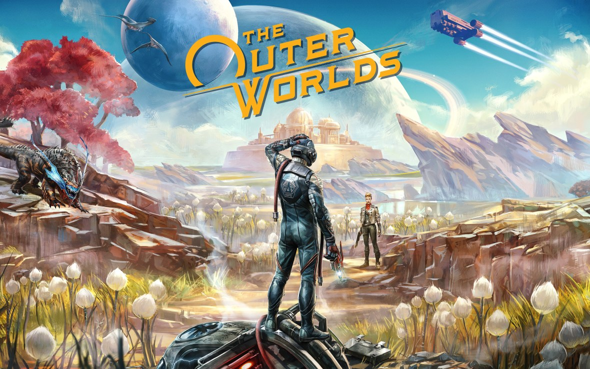 E3 Day 2 - Xbox & Bethesda Games Showcase - The Outer Worlds