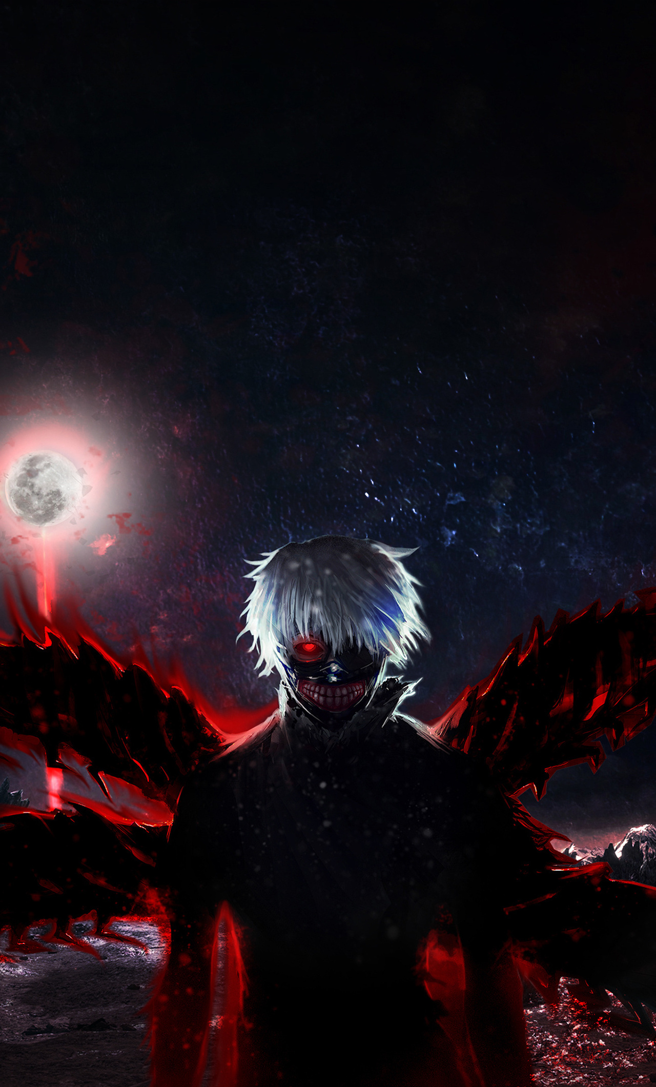 Tons of awesome tokyo ghoul 4k wallpapers to download for free. 1280x2120 Tokyo Ghoul 4k iPhone 6+ HD 4k Wallpapers ...