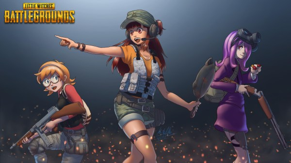 Pubg Anime Crossover Art, HD Games, 4k Wallpapers, Images ...