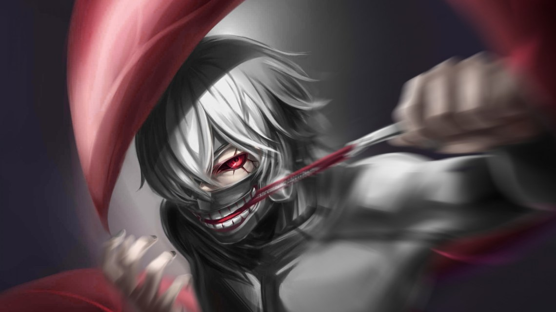 Tokyo Ghoul Kaneki Ken 4k Hd Anime 4k Wallpapers Images Backgrounds Photos And Pictures