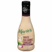 Marie39s White Balsamic Shallot Vinaigrette Shop Salad