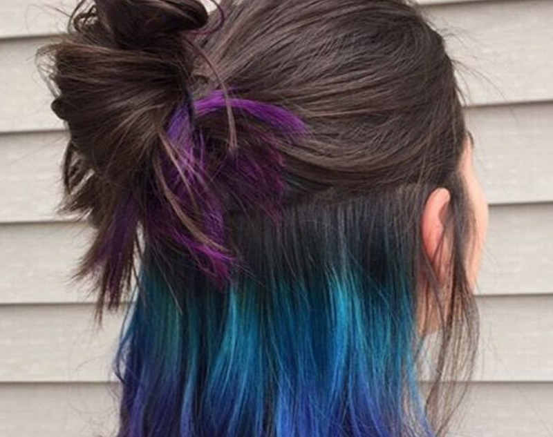 Underlights Are Our Newest Hair Trend Addiction