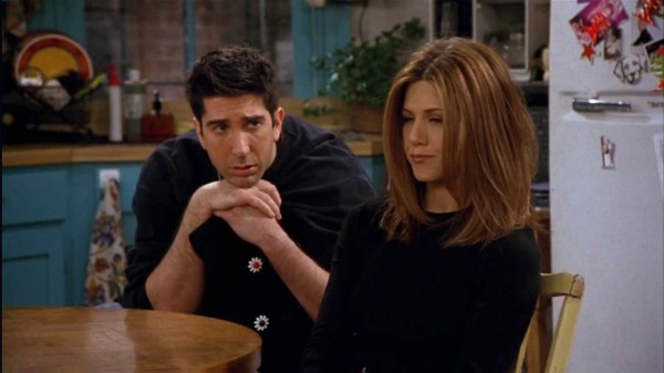 We FINALLY know the reason why Ross and Rachel broke up ...