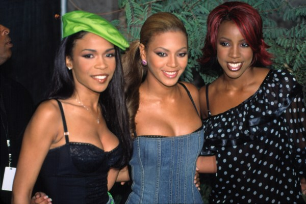 "Watching Destiny's Child on MTV's ""Cribs"" will give you ..."