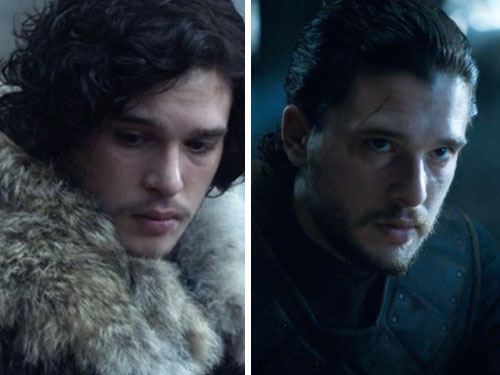 Then Vs Now How The Game Of Thrones Cast Has Changed