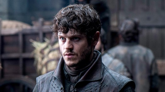 Ramsay Bolton IRL is in a band, and we don't know how to ...