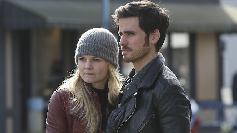 Image result for Emma and Hook