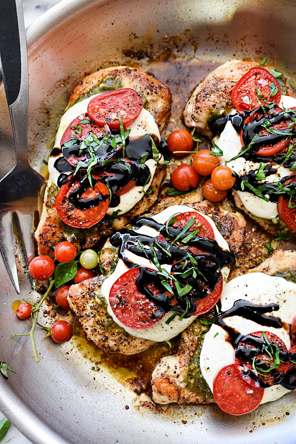 30-minute-caprese-chicken-recipe-_-foodiecrush-com-010