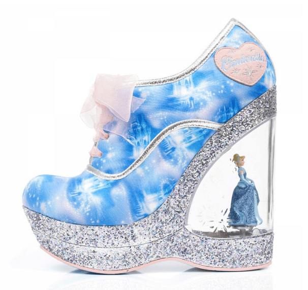This Cinderella Themed Shoe Collection For Adults Is Straight Outta Our Disney Dreams HelloGiggles