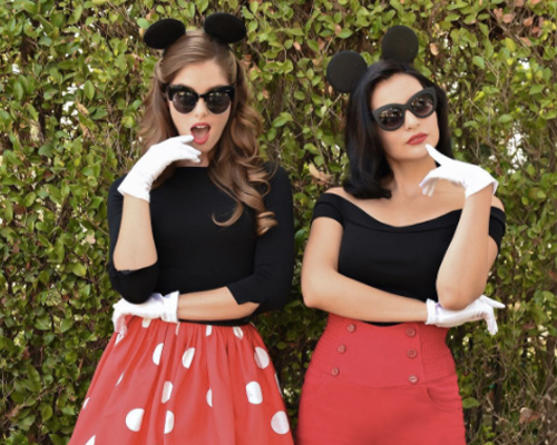 9 Disney DIY Halloween Costumes You Can Throw Together In