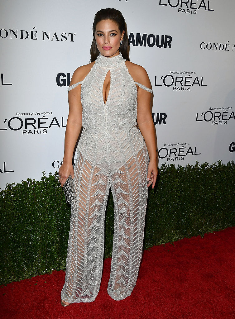 Glamour Women Of The Year 2016 - Ashley Graham