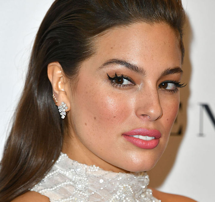 Ashley Graham's sheer jumper at the Glamour Women of the Year Awards is INSANE