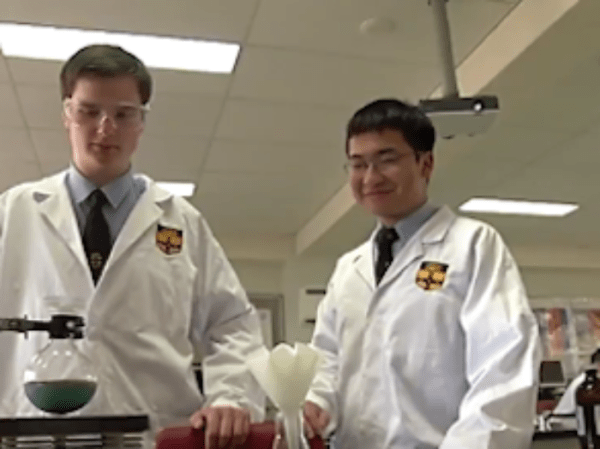 These genius high school students recreated the $750 HIV ...