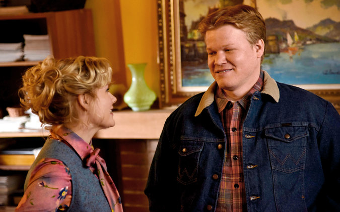 Jesse Plemons Says Constant Questions About His Weight