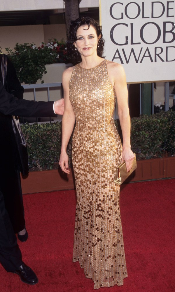 Red carpet throwback: Here's what the Golden Globe Awards ...