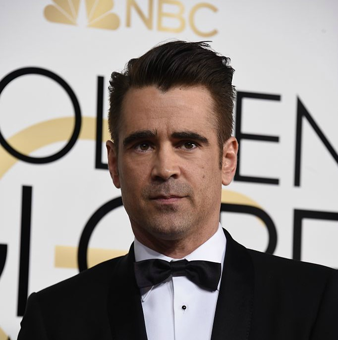 Colin Farrell took his mom to the Golden Globes, we're swooning