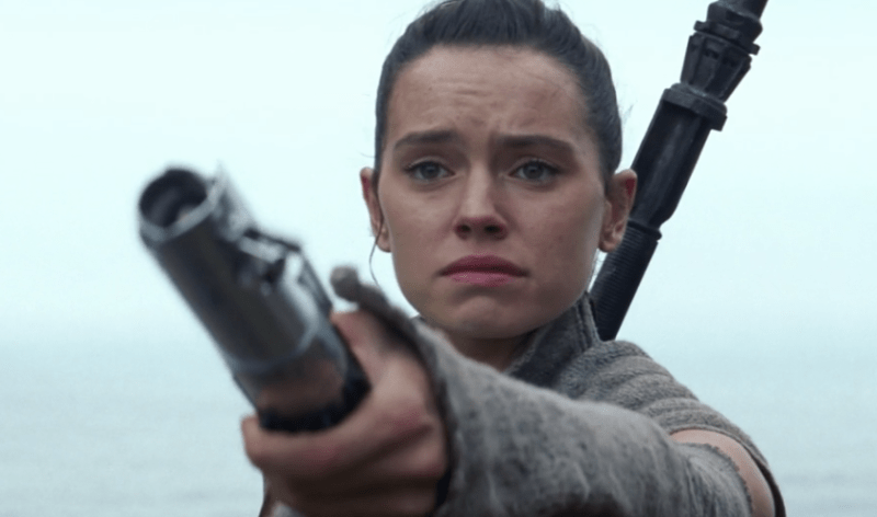 """Twitter realized that the """"Star Wars"""" movie titles form a sentence, and properly freaked out"""