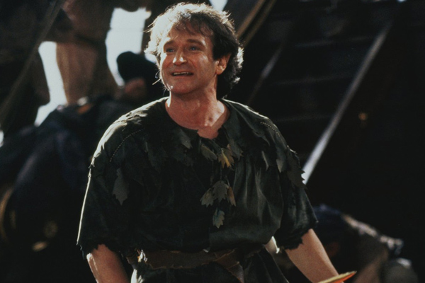 """Robin Williams played this perfectly childlike prank on the cast of """"Hook"""""""