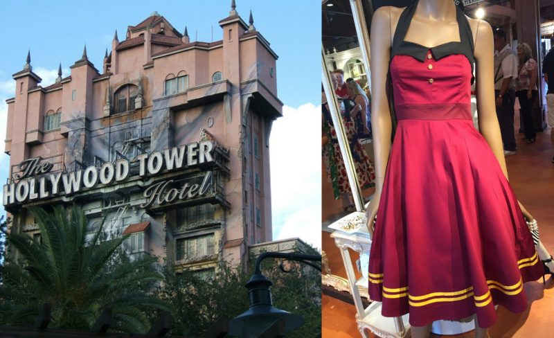 These vintage-inspired dresses will have you looking like your favorite Disney attraction
