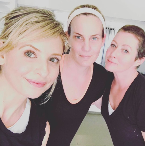 Sarah Michelle Geller's birthday message to Shannen Doherty is making us cry