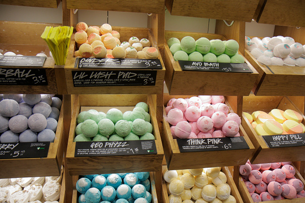 Ugh, we have some bad news about bath bombs