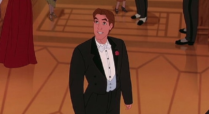 "I saw ""Anastasia"" on Broadway, and I can't believe it, but the villain is hot AF and way better than Dimitri"