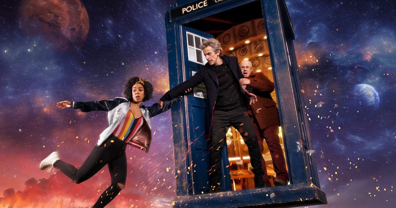 """It doesn't look like we'll be getting a female Doctor in """"Doctor Who"""" anytime soon"""