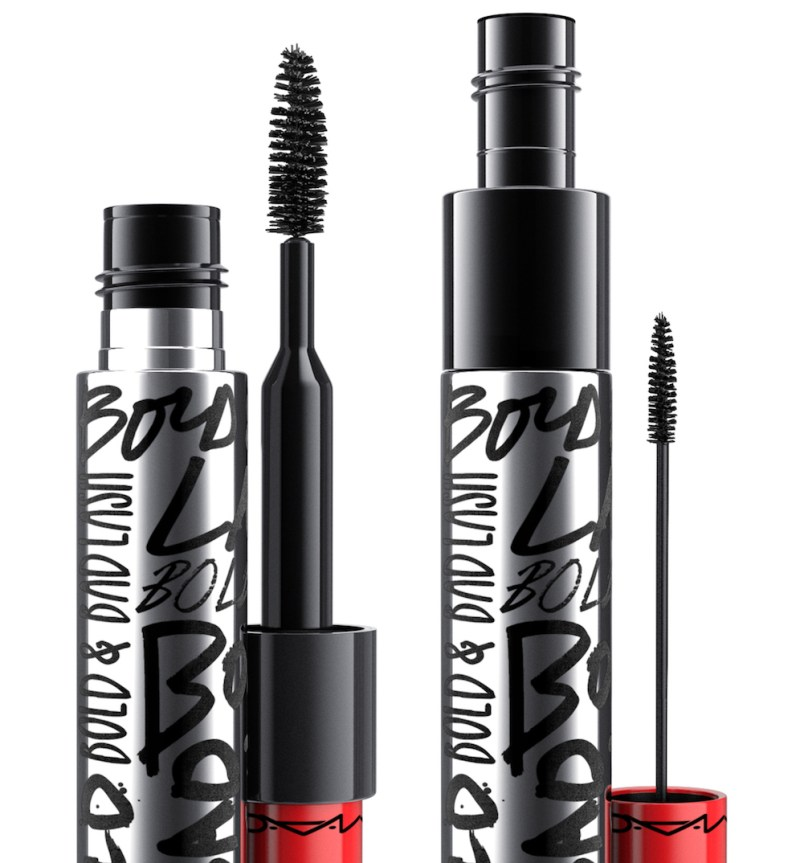 MAC Cosmetics' Bold and Bad mascara has a genius feature for all of your lash's needs