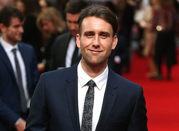 Matthew Lewis has a VERY SPECIFIC Patronus request, so waiting on you J.K. Rowling