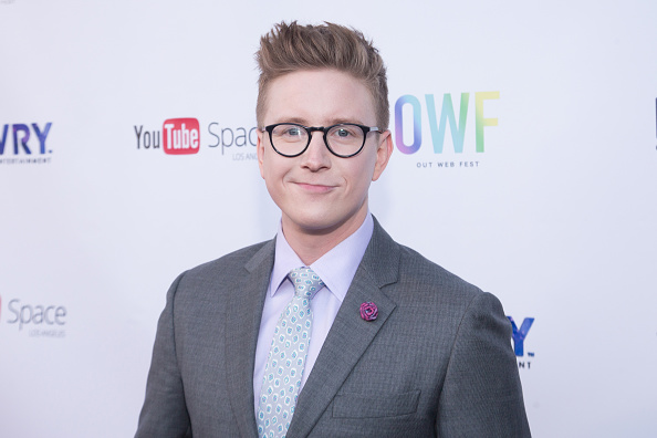 Tyler Oakley made a fantastic point about how YouTube's new plan is not great for its many LGBT users