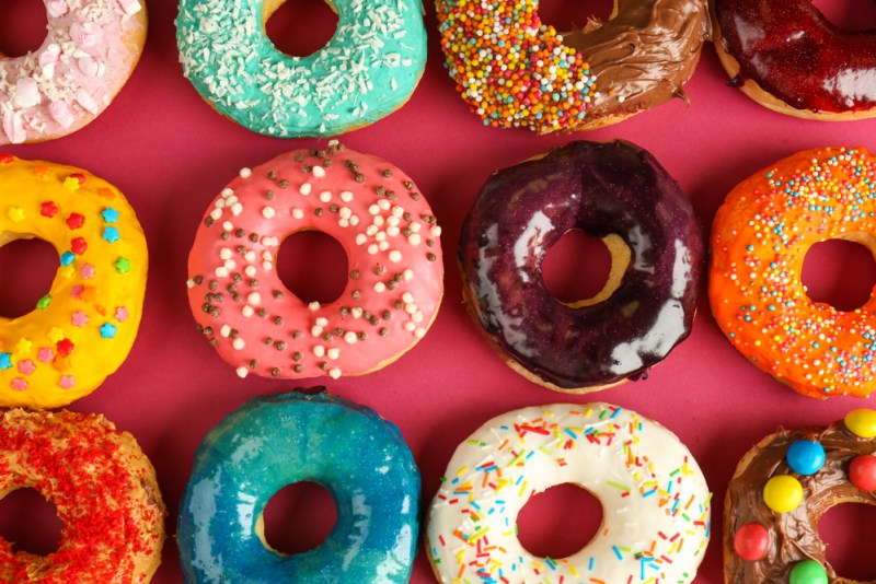 There's a new donut at Disneyland, and it's made from this special cookie